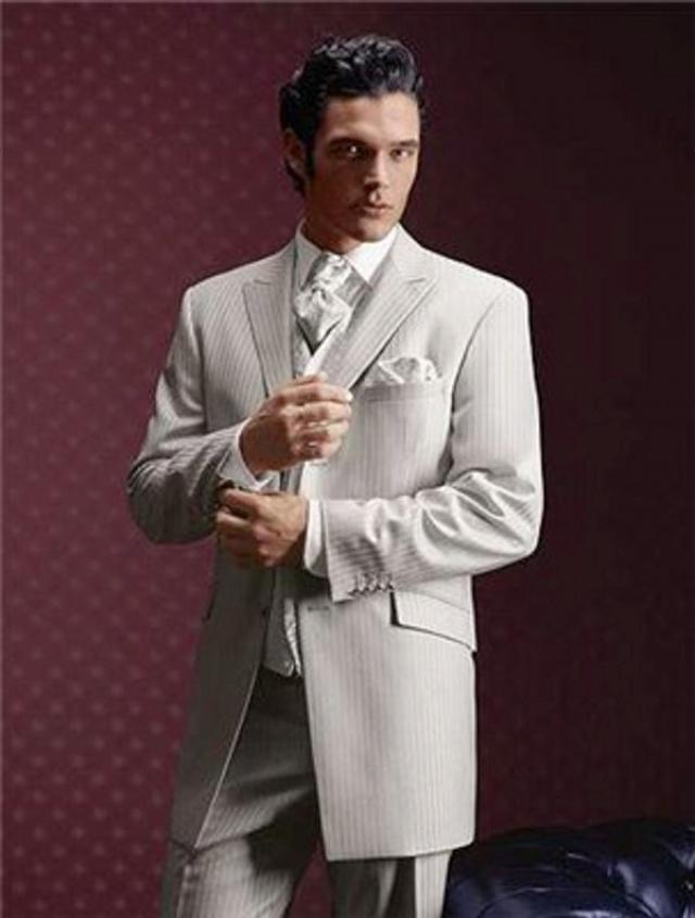 приталенные мужские костюмы